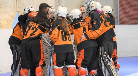 El Club Patinaje y Hockey Skulls Almàssera Femenino asciende a categoría Élite nacional