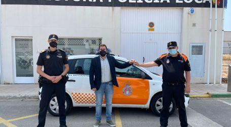 L'Ajuntament de Rafelbunyol dota a Protecció Civil d'un nou vehicle