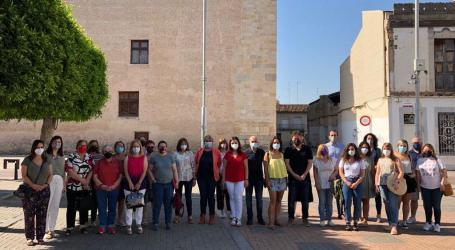 El PSPV d'Alaquàs celebra una jornada amb la participació de l'executiva comarcal del PSPV-PSOE de l'Horta Sud: «AGENDA FEMINISTA»