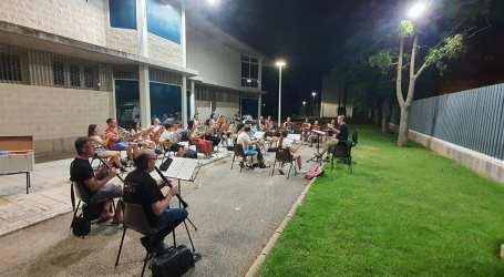 La Societat Artístico Musical Picassent prepara el concert de les Festes Majors