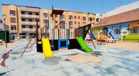 Alfafar aprueba una remodelación de todos los parques infantiles del municipio