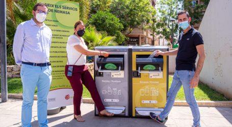 Mislata se convierte en la primera localidad de la Comunitat Valenciana en instalar papeleras inteligentes en sus calles