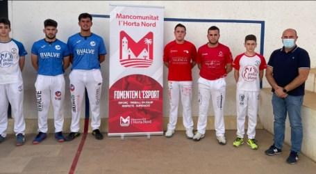 La Mancomunitat de l'Horta Nord promueve y fomenta el deporte en sus municipios