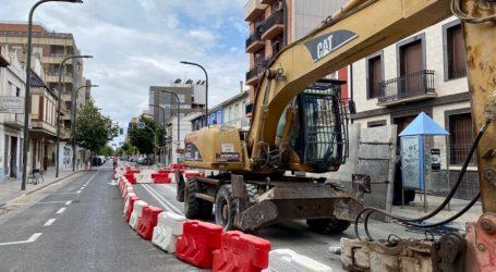 Massanassa mejora el alcantarillado en la avenida Blasco Ibáñez