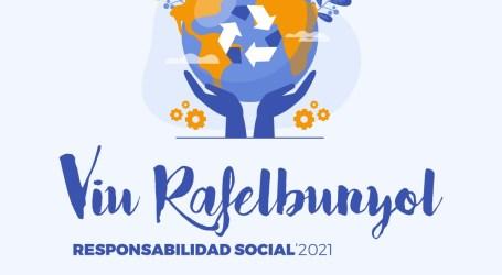 Rafelbunyol sigue fomentando la Responsabilidad Social entre la población