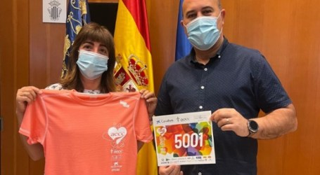 Massamagrell volverá a correr contra el cáncer el próximo sábado 10 de julio