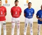 """Comienza en Massamagrell el """"XXXI Trofeo Tio Pena, Fiestas Fundacionales"""" de Pilota Valenciana"""