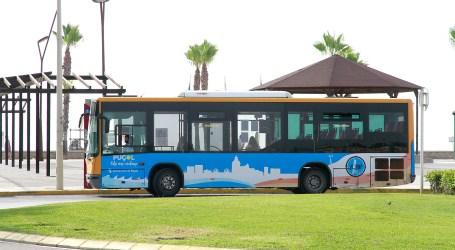 El Ayuntamiento de Puçol realiza una encuesta para mejorar el servicio de su autobús municipal