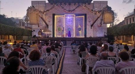 Más de 3500 personas disfrutaron en julio de la agenda cultural de Alfafar