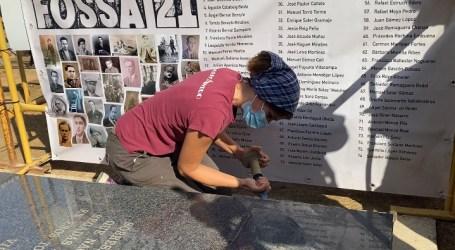 Se inicia la exhumación de las 9 víctimas del franquismo de Quart de Poblet de la Fosa 21