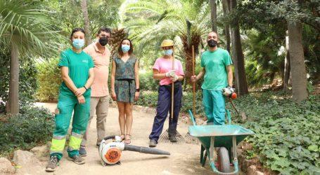 El programa formativo de jardinería del Ayuntamiento de Torrent llega a su fin