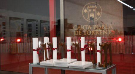 Torrent convoca la X Edición de los Premios Carta de Poblament