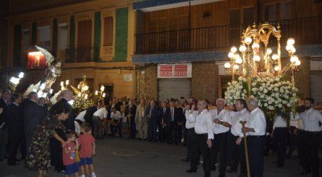 Burjassot celebra la festividad de su patrona, la Virgen de la Cabeza y de San Miguel Arcángel