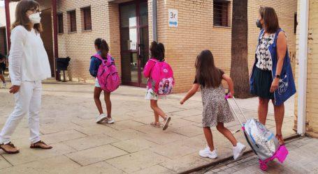 Comienza un nuevo curso escolar en el CEIP Mare de Déu del Pilar de Bonrepòs i Mirambell