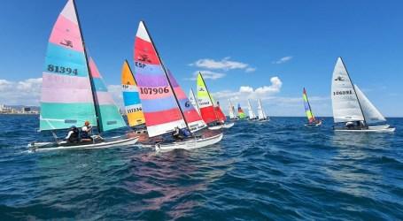 Pobla Marina celebra el éxito del Campeonato de España de España de Catamaranes