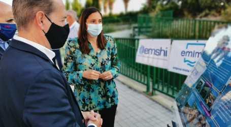 La Emshi culmina en Xirivella la primera fase del proyecto de interconexión de las plantas potabilizadoras