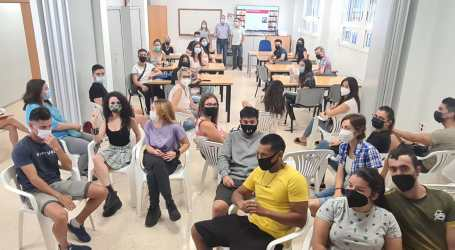 La EPA de Albal inicia el curso con 260 alumnos y alumnas