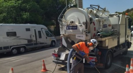 Hidraqua y sus empresas participadas en Comunitat Valenciana intensifican los trabajos en la red ante las lluvias otoñales