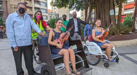 La ciudad de Torrent está inmersa en la Semana de la Movilidad