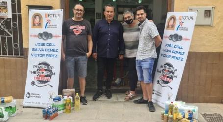Los clavarios de Sant Onofre de Quart de Poblet, de la mano de FOTUR, organizan una maratón de radio en su sede, para fomentar la solidaridad