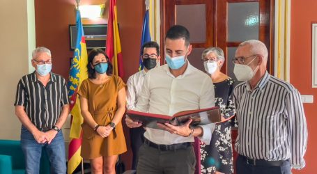 Chavarría agradece a la Diputación de Valencia su apuesta por el municipalismo