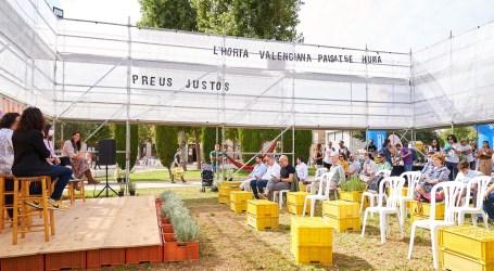 Miles de personas visitan la huerta motivados por el festival Miradors de l'Horta