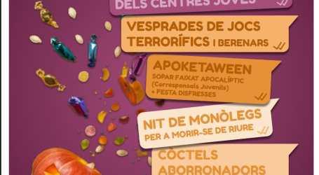 Aldaia presenta La setmana de les ànimes más terrorífica