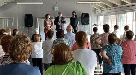 Vuelve a Massamagrell la gimnasia para mayores