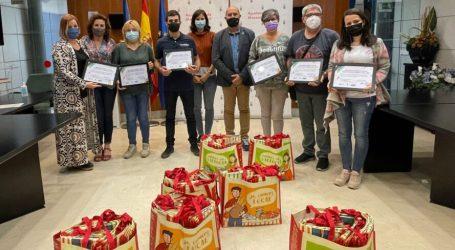 Massamagrell entrega els seus primers premis i guardons per l'ús del valencià en el comerç local