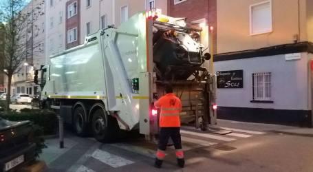 Xirivella mejora el servicio de recogida de residuos y actualiza la tasa