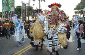 carnaval santo domingo