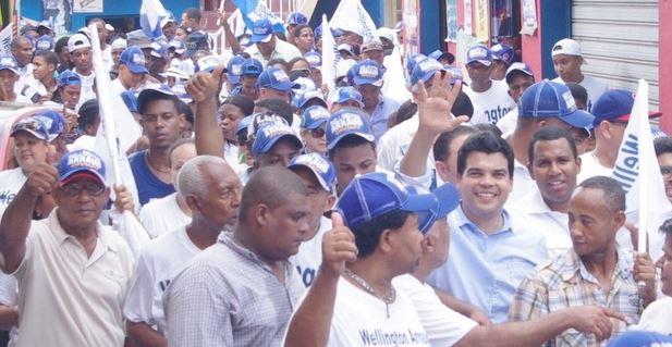 Resultado de imagen para Wellington Arnaud presenta proyecto presidencial