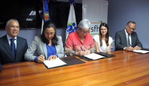 Ministerio, entidades de salud firman acuerdopara desarrollar proyectos de apoyo a la salud mental