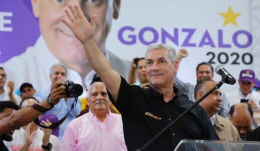 Gonzalo Castillo invita a los candidatos que perdieron a integrarse al PLD donde tienen su espacio