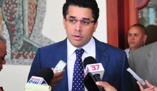 David Collado declina buscar la reelección como alcalde del Distrito Nacional