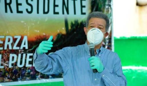 Leonel asegura no es necesaria otra prórroga del estado de emergencia