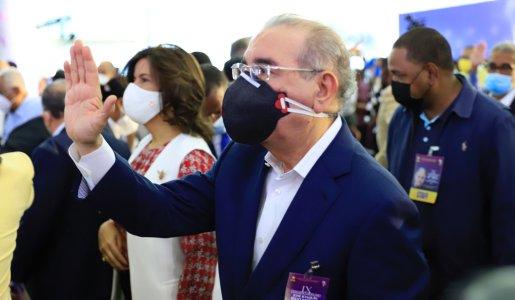 Danilo Medina es escogido como nuevo presidente del PLD