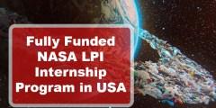 تدريب LPI الصيفي في الولايات المتحدة الأمريكية 2021 (ممولة بالكامل)