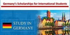 منح دراسية في ألمانيا للطلاب الدوليين | الدراسة في ألمانيا