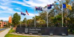 المنح الدراسية للطلاب الدوليين في جامعة تشارلز ستورت في أستراليا لدراسة البكالوريوس والدراسات العليا 2022