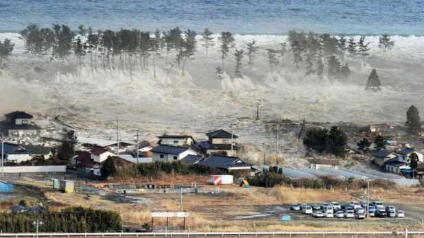 Andalucía podría verse afectada por un tsunami