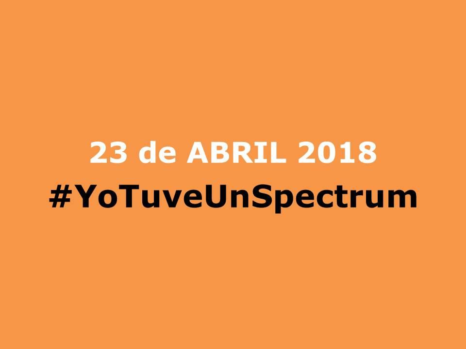 Si tuviste un Spectrum ... comparte tu historia con #YoTuveUnSpectrum