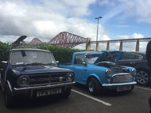 ELMOC at LINLITHGOW CLASSICS DAY @ The Park Bistro and Linlithgow | Scotland | United Kingdom