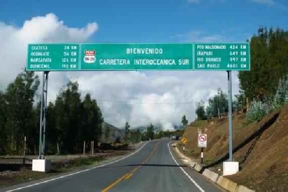 Carretera Interoceánica