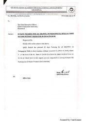 Pedagogical Training orders 02