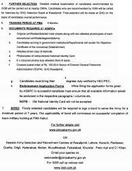 ICTO Pak Army as captain