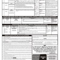 Staff Nurse jobs ppsc ad 2