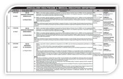 ASSISTANT PROFESSOR DERMATOLOGY Jobs (BS-18)