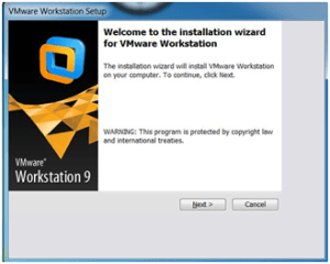 image 1 Install NS3 and VMware in Windows 7 and 10.