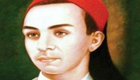 الشاعر أبو القاسم الشابي